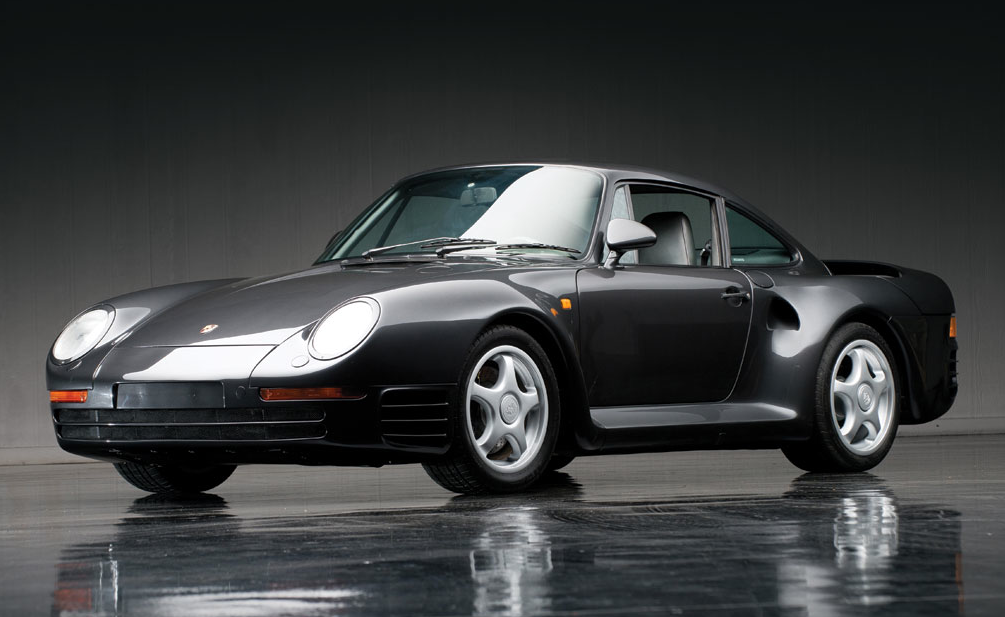 Car Of The Day Classic Car For Sale 1988 Porsche 959 Komfort
