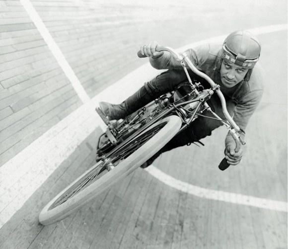 Board Track Racing - What A Crazy Idea